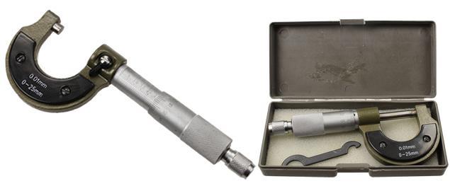Mikrometr 25 mm