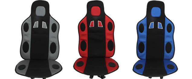 Potah sedadla masážní magnetický Race