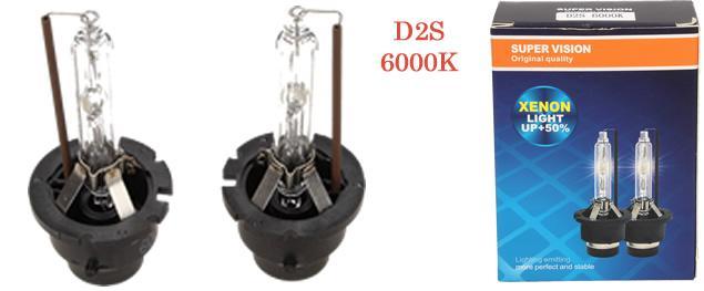 Xenonová výbojka D2S 6000K 2kusy