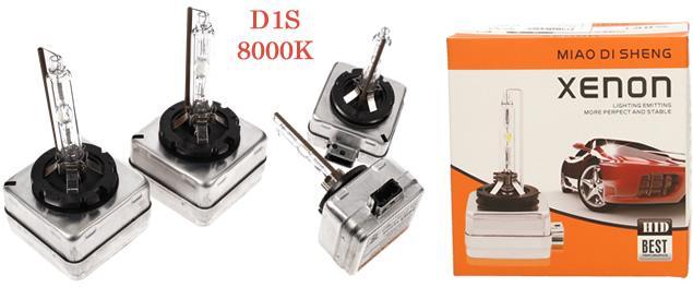 Xenonová výbojka D1S 8000K 2kusy