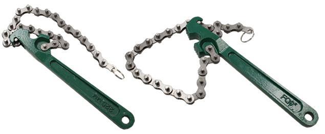 Klíč řetězový na olejový filtr