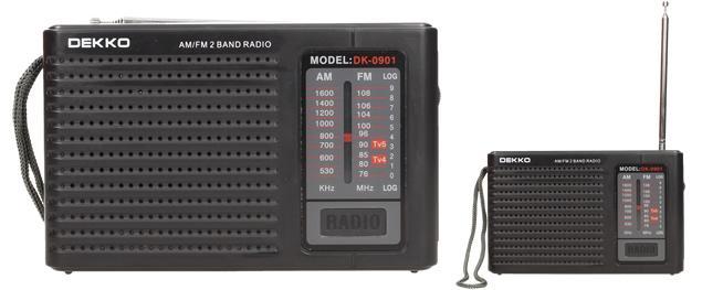 Rádio Dekko DK-0910