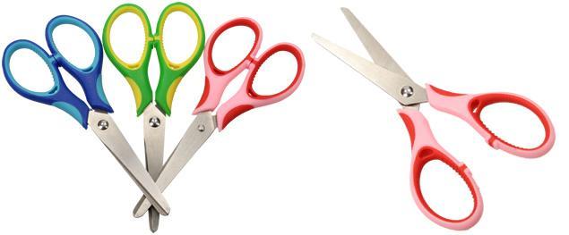 Dětské kulaté nůžky