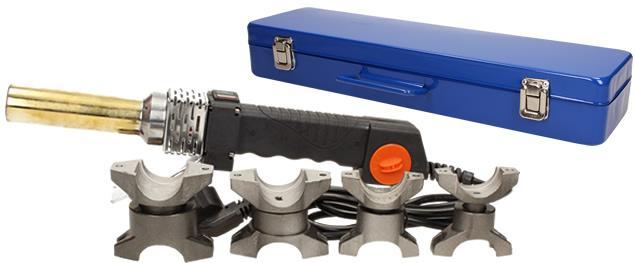Polyfúzní svářečka plastových trubek BX-352