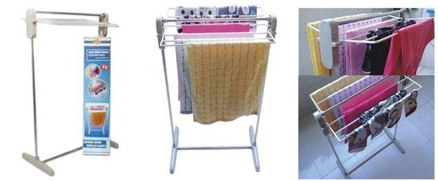 Multifunkční stojan na prádlo