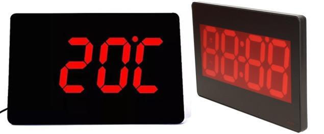 Digitální hodiny a teploměr JH2316