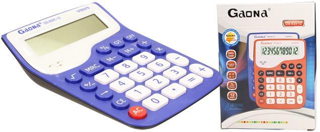 Digitální kalkulačka DS-835C-12 velká