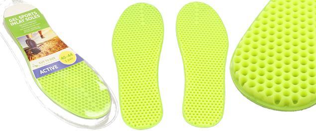Sportovní vložky do bot
