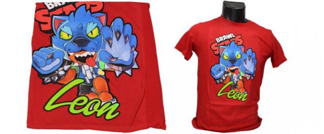Dětské triko Leon