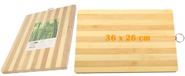 Bambusové prkénko 36 x 26 cm