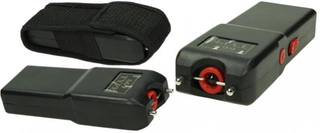 Paralyzér s baterkou a pouzdrem 669 Type