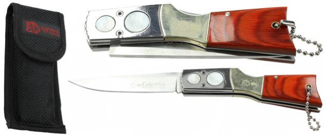 Nůž ve tvaru flinty