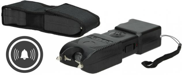 Paralyzér s baterkou, pouzdrem a alarmem TW-10