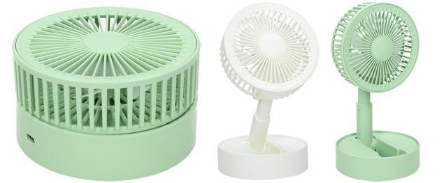 Mini stolní větrák A9