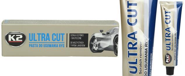 K2 ULTRA CUT 100g - Odstraňovač škrábanců
