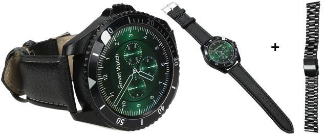Hodinky Smart Watch Z27 černé