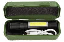 Vodotěsná a nárazuvzdorná nabíjecí LED b…