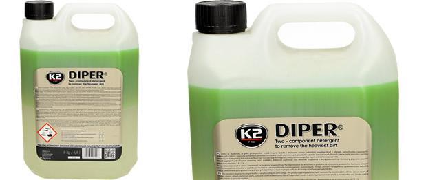 K2 DIPER 5 l - univerzální čistící prostředek
