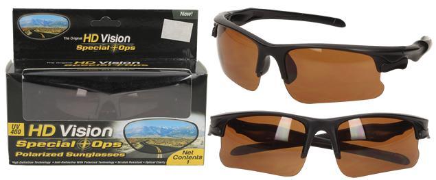 Polarizační brýle HD Vision