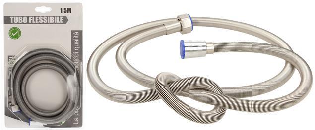 Sprchová hadice 1,5m Turbo Flexibilní